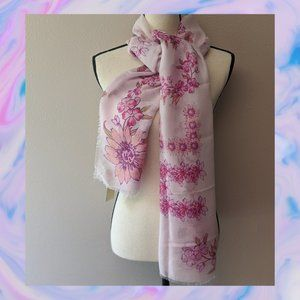 Womens PINK 'Hello Spring' Wrap Collection XIIX